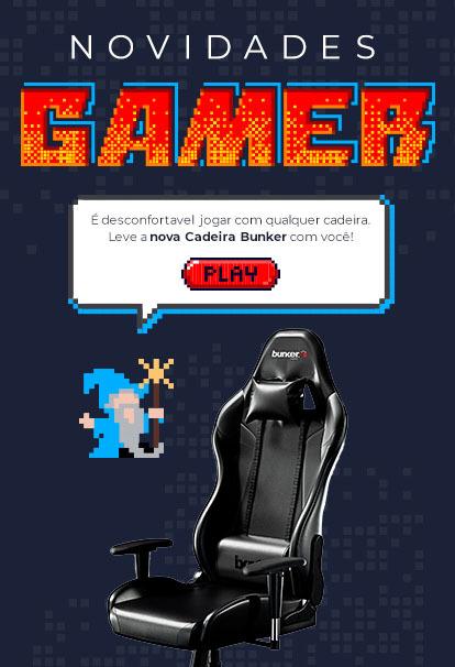 Novidade Gamer